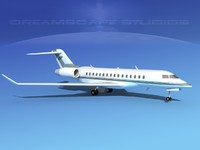 Bombardier Global Express 8000 V03