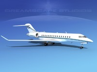 global express bombardier 8000 max