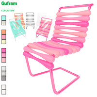 karim rashid bounce chair 3d model