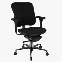 c4d office chair 2