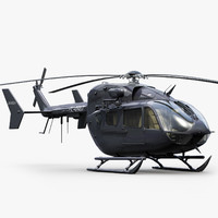 Eurocopter EC 145 Private Black
