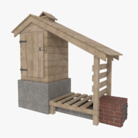 smokehouse firewood 3ds