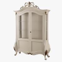3d max modenese gastone cabinet 11107