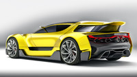 obj car concept generic