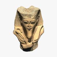 Tutankhamun - Statue