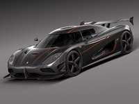 3d 2015 rs koenigsegg model