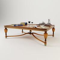 journal table ceppi 2094 3d model