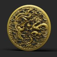 max dragon phoenix statue