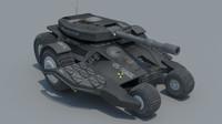 tank darkness max