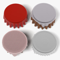 Table with Tableclothes Rounds set