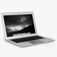 apple macbook air 13 3d max
