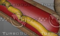 c4d hotdog borys
