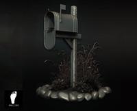zbrush mailbox max