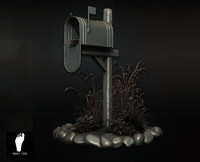maya zbrush mailbox