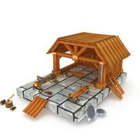 3d lumber