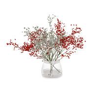 Vase Whit Flowers 07