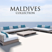 Restoration Hardware Maldives Collection