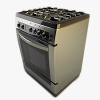gas stove, cooker