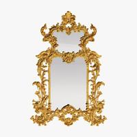3d model mirror leighton