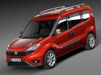 Fiat Doblo Passenger 2015
