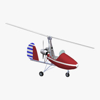 Gyrocopter Autogyro