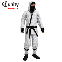 NinjaUnity Ready Rigged