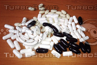 Heap of pills