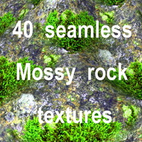 Mossy Rock Mega Collection 3