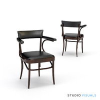 3d kenny bar stool model
