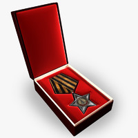 order glory soviet 3d max
