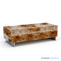 maya beam coffee table