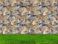 Stone wall 93