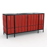 3d model lava cabinet cristina grajales