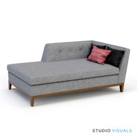 Adlers Danner Sectional Sofa Daybed