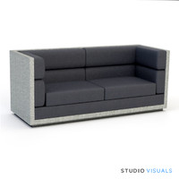 3ds max berlin 2 sofa