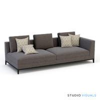 lucrezia sofa 3d max