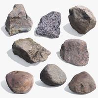 Stones Pack Vol.2