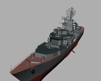 3d soviet - model