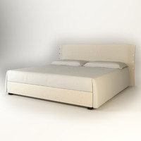 bed fendi peplo 3d max