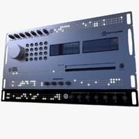 rack filter fi 3d 3ds