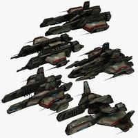 5 Small Frigates
