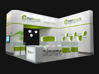 exhibition booth design max
