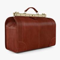 doctor bag 3d model