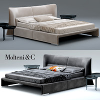 3d glove bed molteni