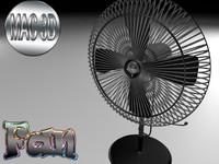 3d table fan