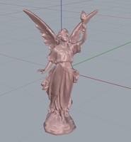liberty statue 3d 3dm