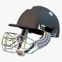 cricket helmet obj