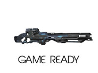 ready scifi rifle max
