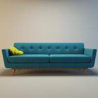 nixon sofa 3d max