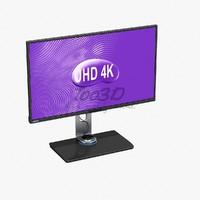 max monitor 4k